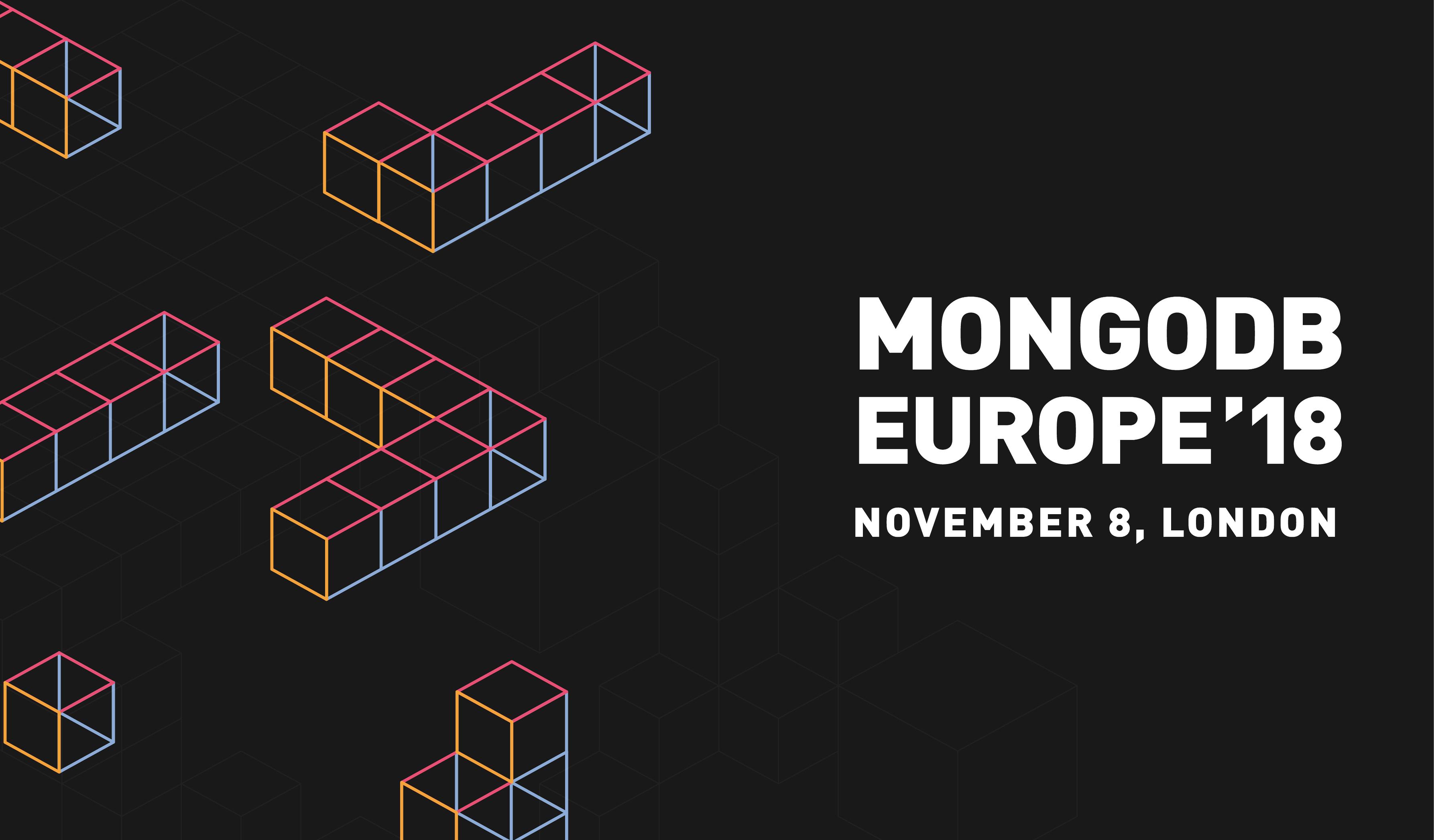 MongoDB Europe 2018 - Chris De Bruyne, Nick Van Hoof and Jan Van der