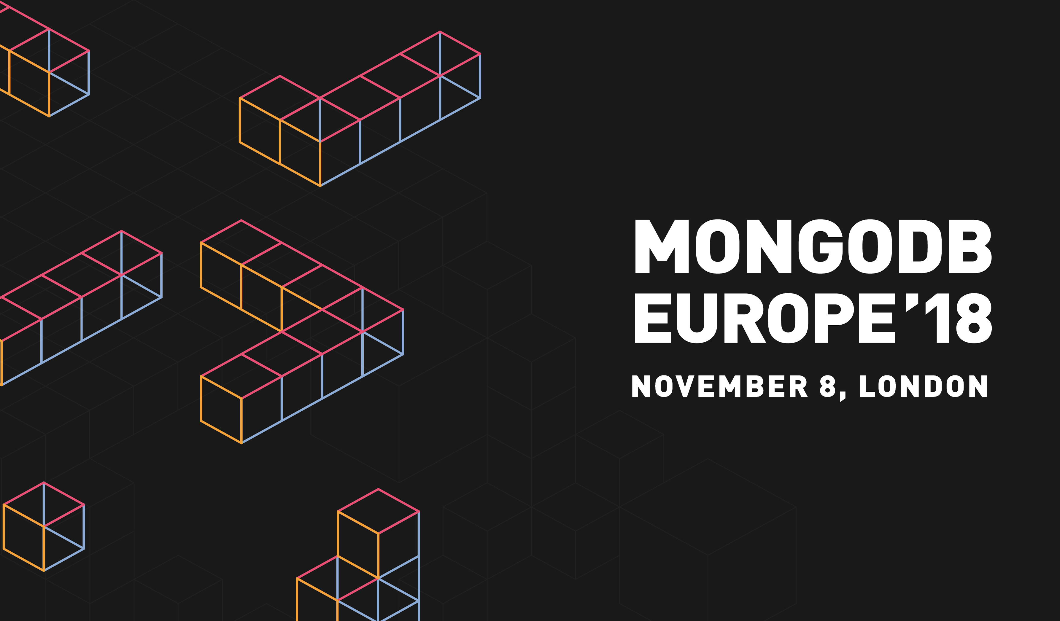 MongoDB Europe 2018 - Chris De Bruyne, Nick Van Hoof and Jan