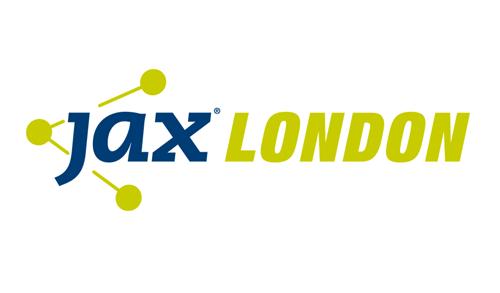 JAX London: logo