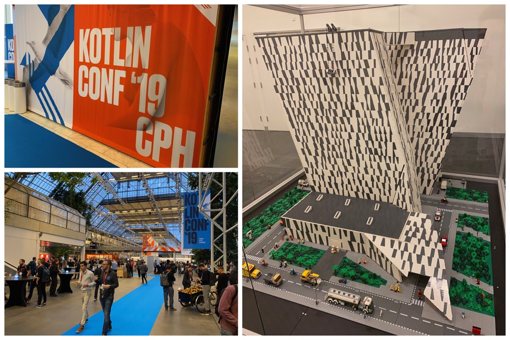 KotlinConf photo collage #1