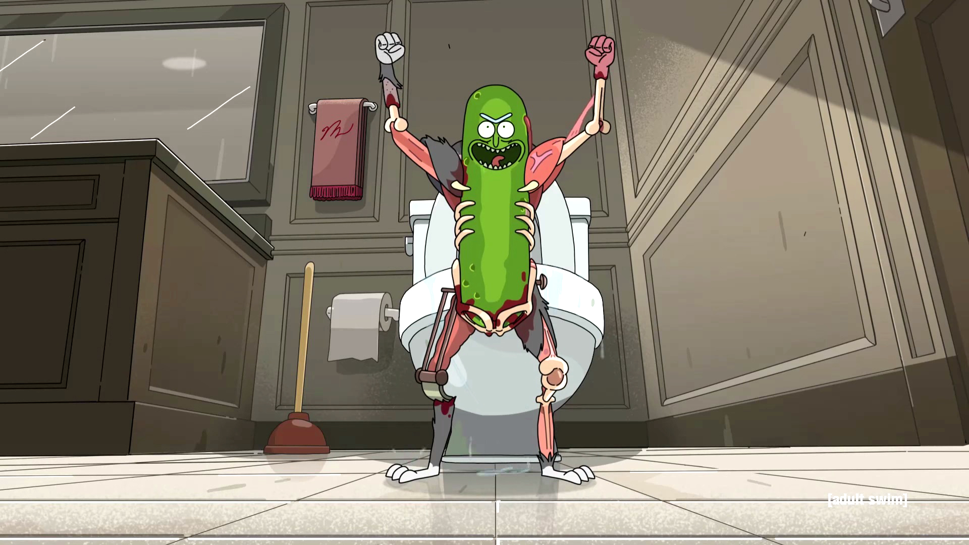 Pickle Rick